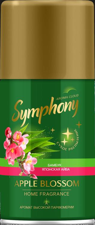 Автоматический освежитель воздуха «Symphony Aroma Cloud» Apple blossom
