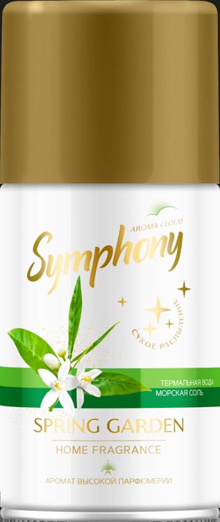 Автоматический освежитель воздуха «Symphony Aroma Cloud» Spring garden