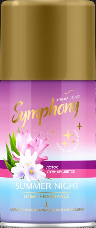 Автоматический освежитель воздуха «Symphony Aroma Cloud» Summer Night