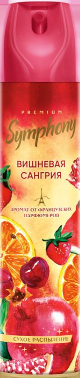 Освежитель воздуха «Symphony Premium» Вишневая сангрия