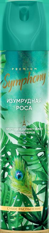 Освежитель воздуха «Symphony Premium» Изумрудная роса