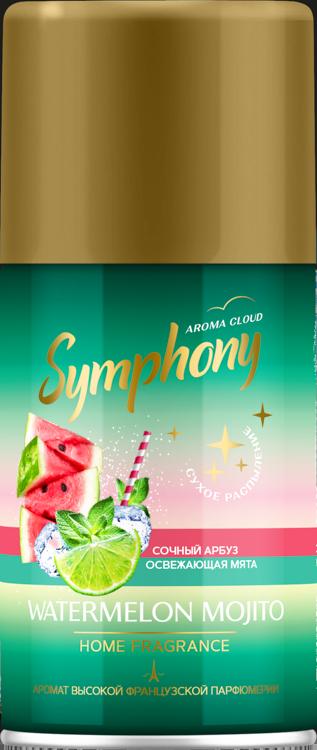 Автоматический освежитель воздуха «Symphony Aroma Cloud» Watermelon Mojito
